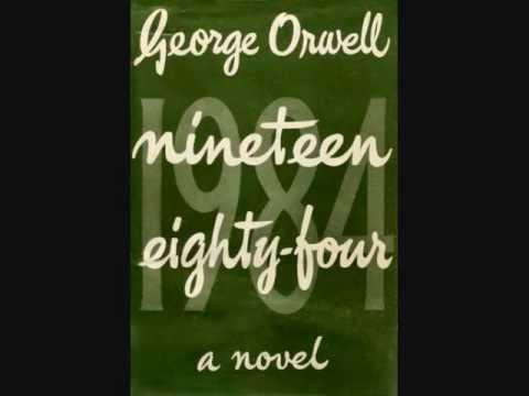 Psychotronic Sci-Fi 13: Nine-teen Eight-Four by George Orwell (1949)