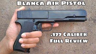 Blanca || Sport Air Pistol || .177 Caliber || Full Review
