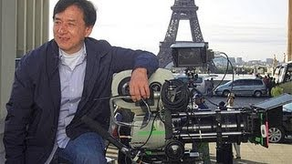 Jackie Chan: Becoming a Writer and Director