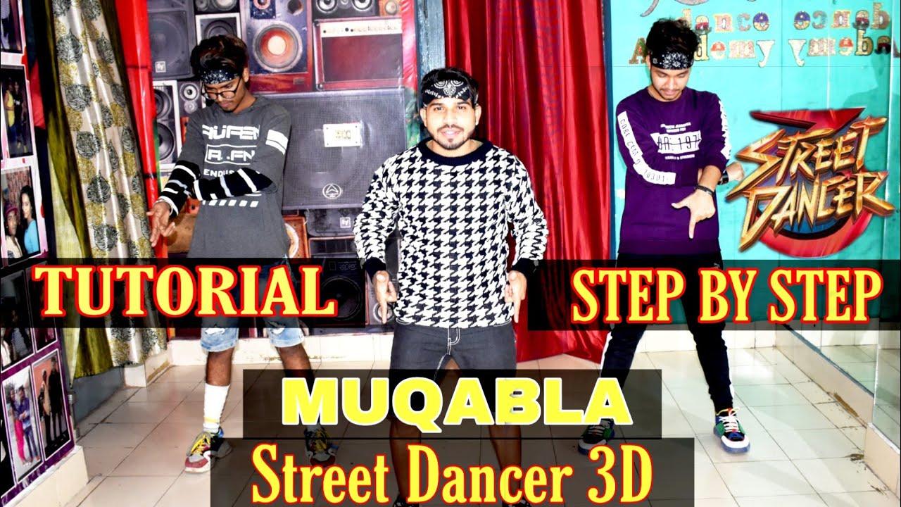 Muqabla - Street Dancer 3D | Dance Tutorial || from Yash dance academy || Kuldeep, Ritik, Ashish