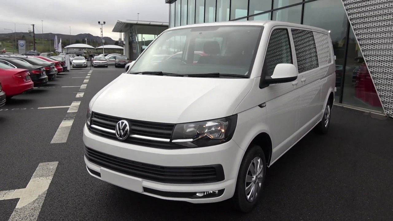 CMG VW SLIGO COMMERCIAL NEW 2018 Transporter Kombi 20TDI Trendline