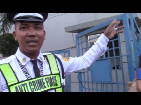 1st Amendment Audit(Philippines), GMA Network Center