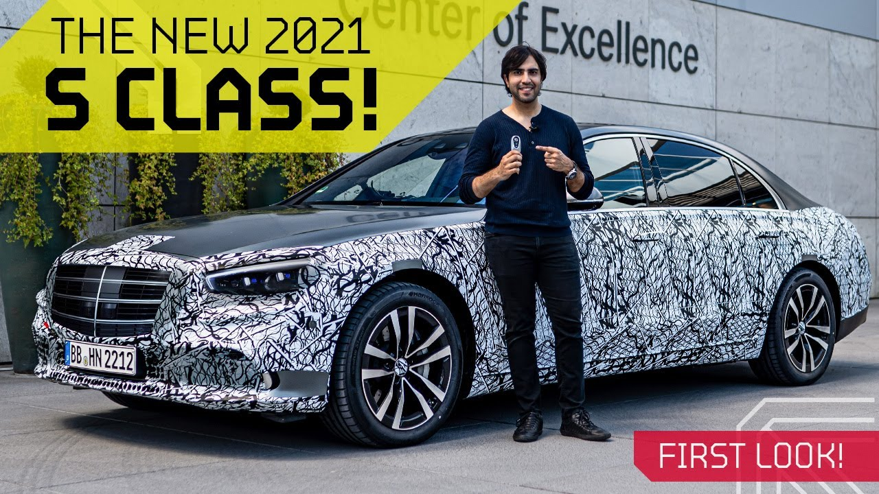 NEW 2021 Mercedes S-Class!! First Look Review and Info for the Luxury Car King!