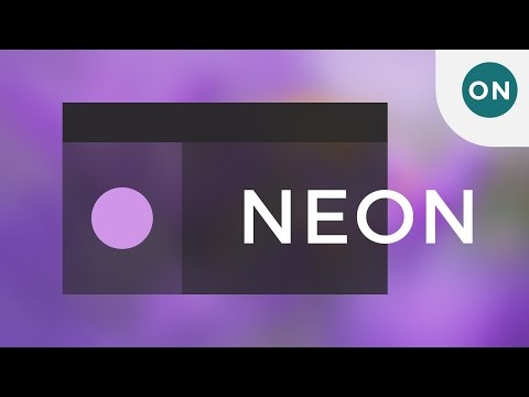 """Microsoft Brings Glass back to Windows with """"Project Neon"""""""