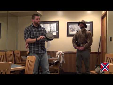 Confederate Uniforms & Gear