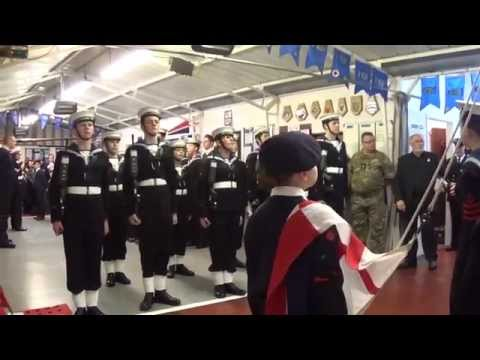 2015 - March - Royal Navy Inspection