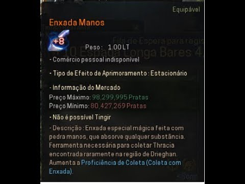manos hoe how to craft