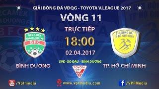 Binh Duong vs CLB TP Ho Chi Minh full match