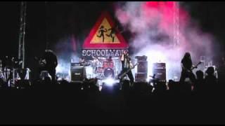 "Septic Flesh (""Anubis"") LIVE @ SCHOOLWAVE CYPRUS 2010"