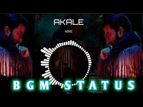 9 (Nine) - Akale BGM Video Malayalam   Prithviraj Sukumaran, Mamta Mohandas