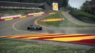 F1 2014 - Announcement Trailer / Gameplay