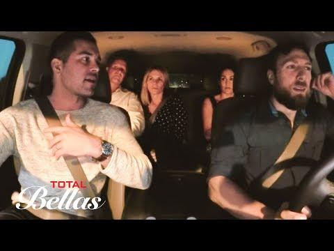 The Bella Family disagree with JJ Garcia: Total Bellas Bonus Clip, Oct. 18, 2017