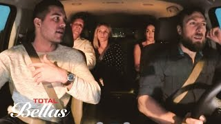 The Bella Family disagree with JJ Garcia: Total Bellas Bonus Clip, Oct. 18, 2017