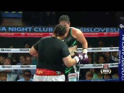Heavy Power!  Martha Salazar vs.  Alejandra Jimenez