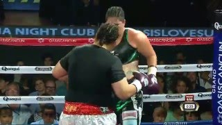 Heavy Power!  Martha Salazar vs.  Alejandra Jimenez