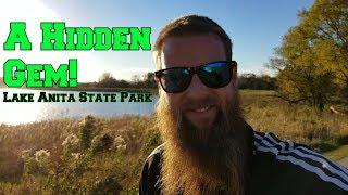 LTBA 129 ~ Ląke Anita State Park in Iowa!! |[RV Living & Full Time Travel]|