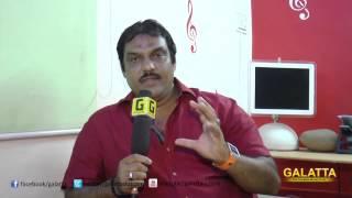 Music Director Taj Noor on Vethu Vettu   Galatta Tamil