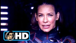 ANT-MAN AND THE WASP Movie Clip - Car Chase (2018) Marvel Movie HD