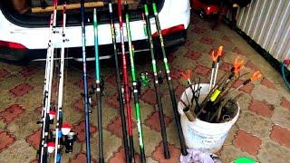 Собираюсь на рыбалку Что взять с собой на незнакомый водоем