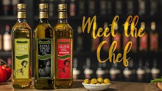 Video Recipes La Española Olive Oil: Meet the Chef