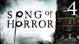 FRESH NEW FACE! - Song of Horror PC Horror Game Gameplay with Oshikorosu. [4]