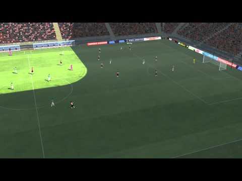 Feyenoord vs Zwolle - Avdic Goal 21 minutes