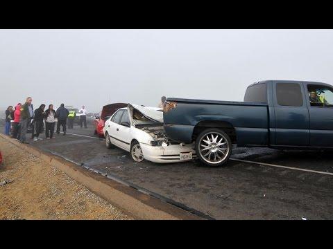 Highway 198 Accident