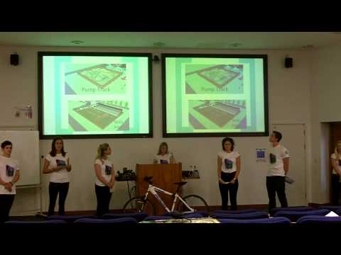 Event Management Presentation Video Example 1