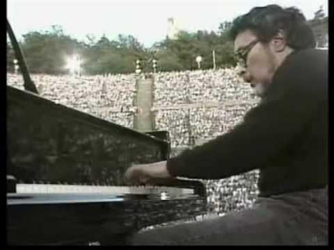Ravel - Left Hand Concerto (Cadenza) - Leon Fleisher