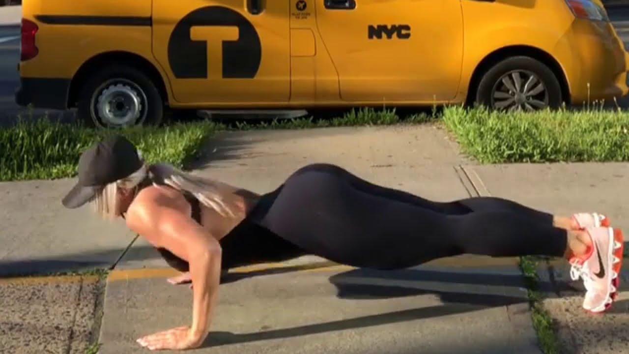 Wioletta_pawluk workout motivation -Tổng hợp các bài tập gym cho nữ – Động lực tập gym