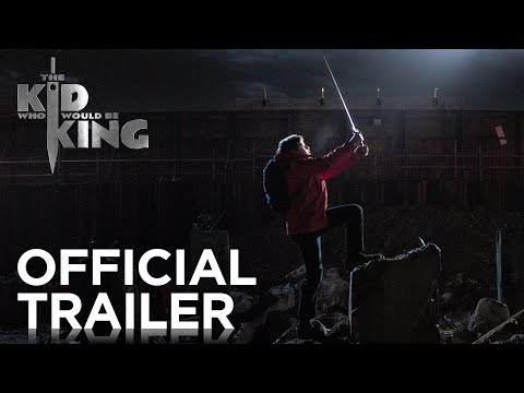 THE KID WHO WOULD BE KING | Official Trailer #1 | In Cinemas JANUARY 17, 2019