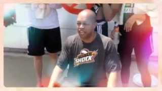 Tulsa Shock #Chillin4Charity
