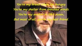 Don Williams   You