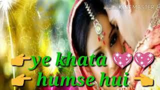 👉Shukriya shukriya dard jo👉👱 tumne diya👈 |Heart Touching song |WhatsApp status video