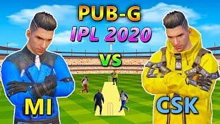 IPL 2020 in PUBG | MI vs CSK Indian Pubg League | Bollywood Gaming
