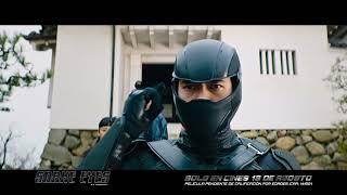 Snake Eyes: El origen | Spot | Paramount Pictures Spain