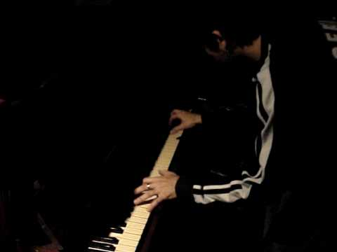 Playing The Piano At The Albany London