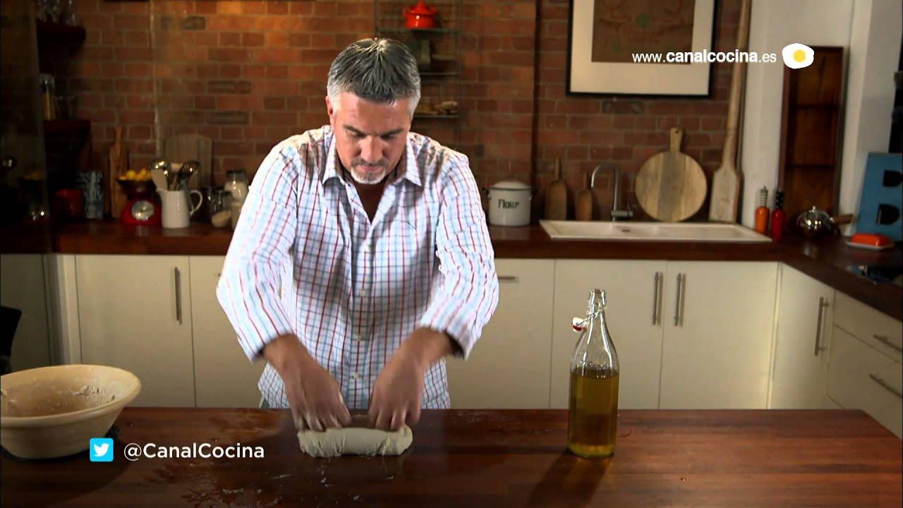 Descubre los panes de paul hollywood en canal cocina youtube for Cocina francesa canal cocina