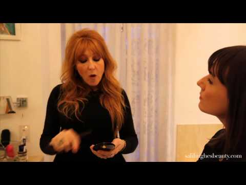 In The Bathroom With Charlotte Tilbury Pt 1