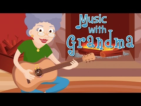 Music With Grandma (Fairlady Media) - Best App For Kids