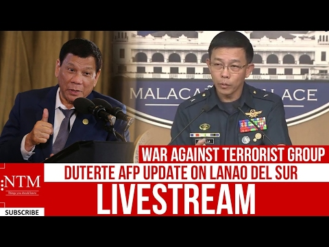 Press Conference Presidential Assistant Secretary with AFP Spokesperson Gen Restituto Padilla Jr!