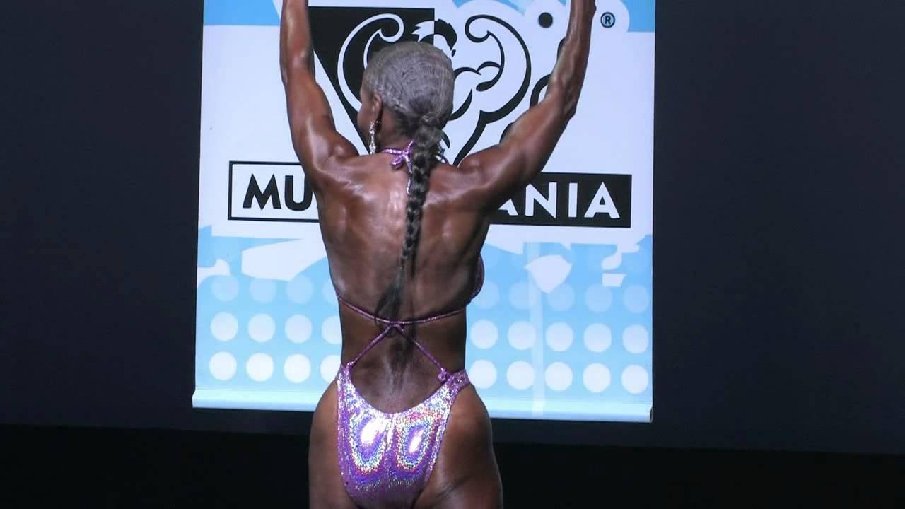 Ernestine Shepard footage at Yohnnex 2011 Capital Tournament of