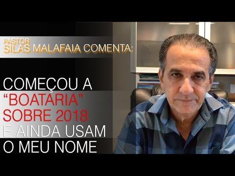 84743c0f72c Pastor Silas Malafaia comenta  começou a