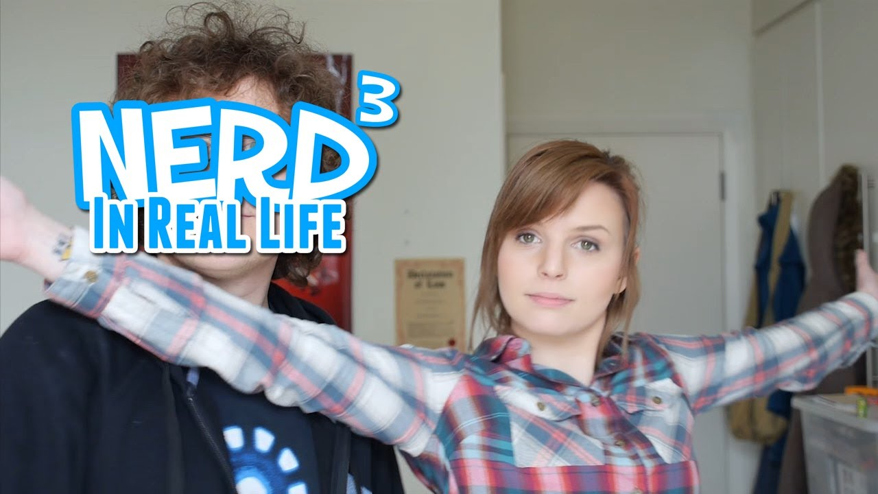 Nerd³ and Emma Blackery do Reddit!