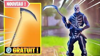 "TUTO-1 HOW TO DO THE ""FALSE"" FREE ON FORTNITE BATTLE ROYAL SAISON 6"