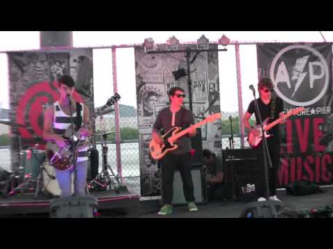 The Police Driven to Tears-Performed by School of Rock Tenafly