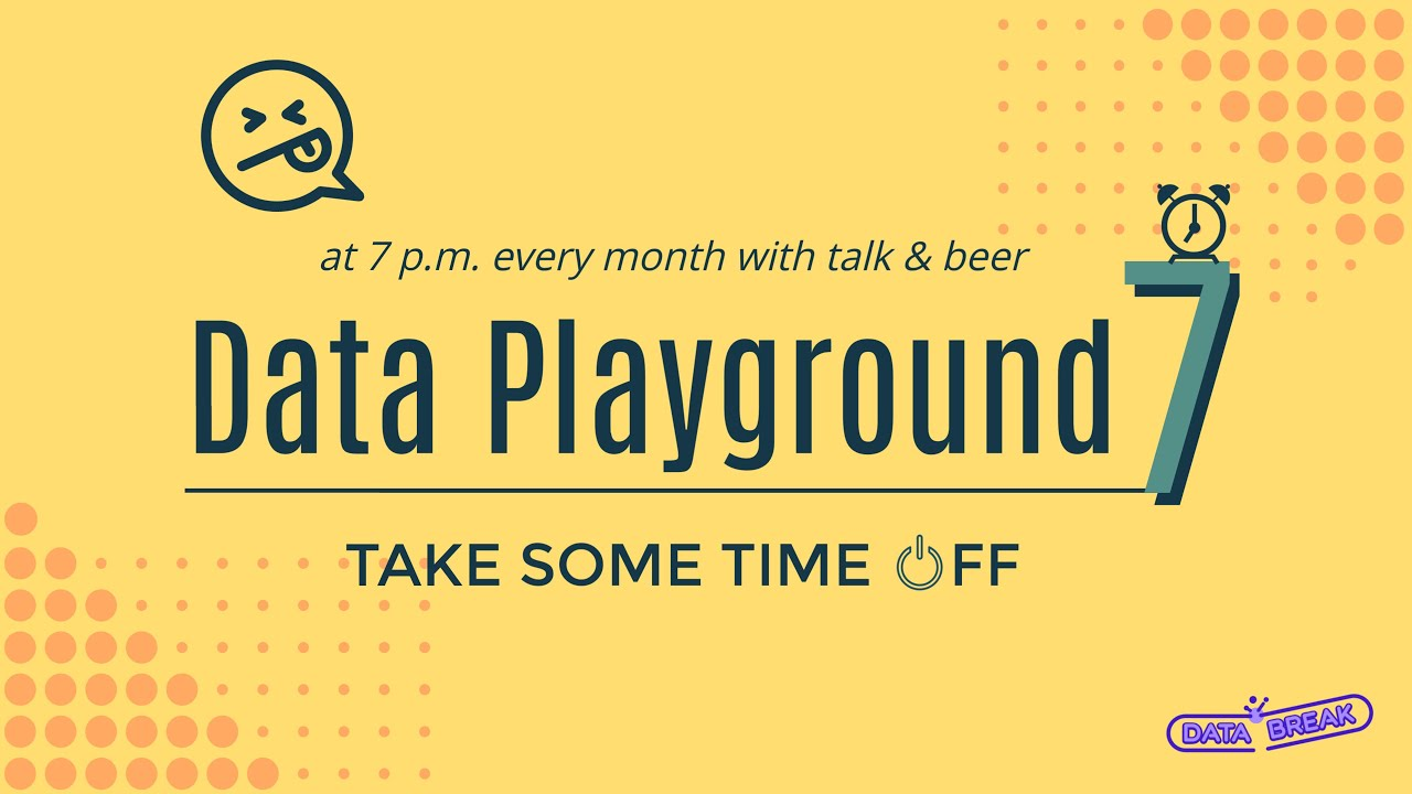 Data playground@7: 1회차 session 2 (명대우님, kaggle master)
