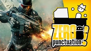 CRYSIS 2 (Zero Punctuation) (Video Game Video Review)