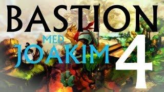 Bekämpa eld med eld | Bastion med Joakim | Avsnitt 4