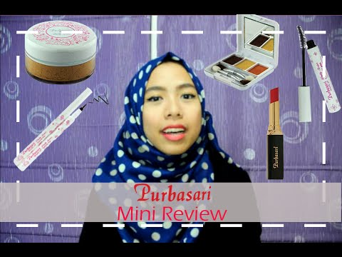 mini-review:-purbasari-kosmetik-[lipstick-matte,-bedak,-dll]-swatches/-makeup-lokal-indonesia
